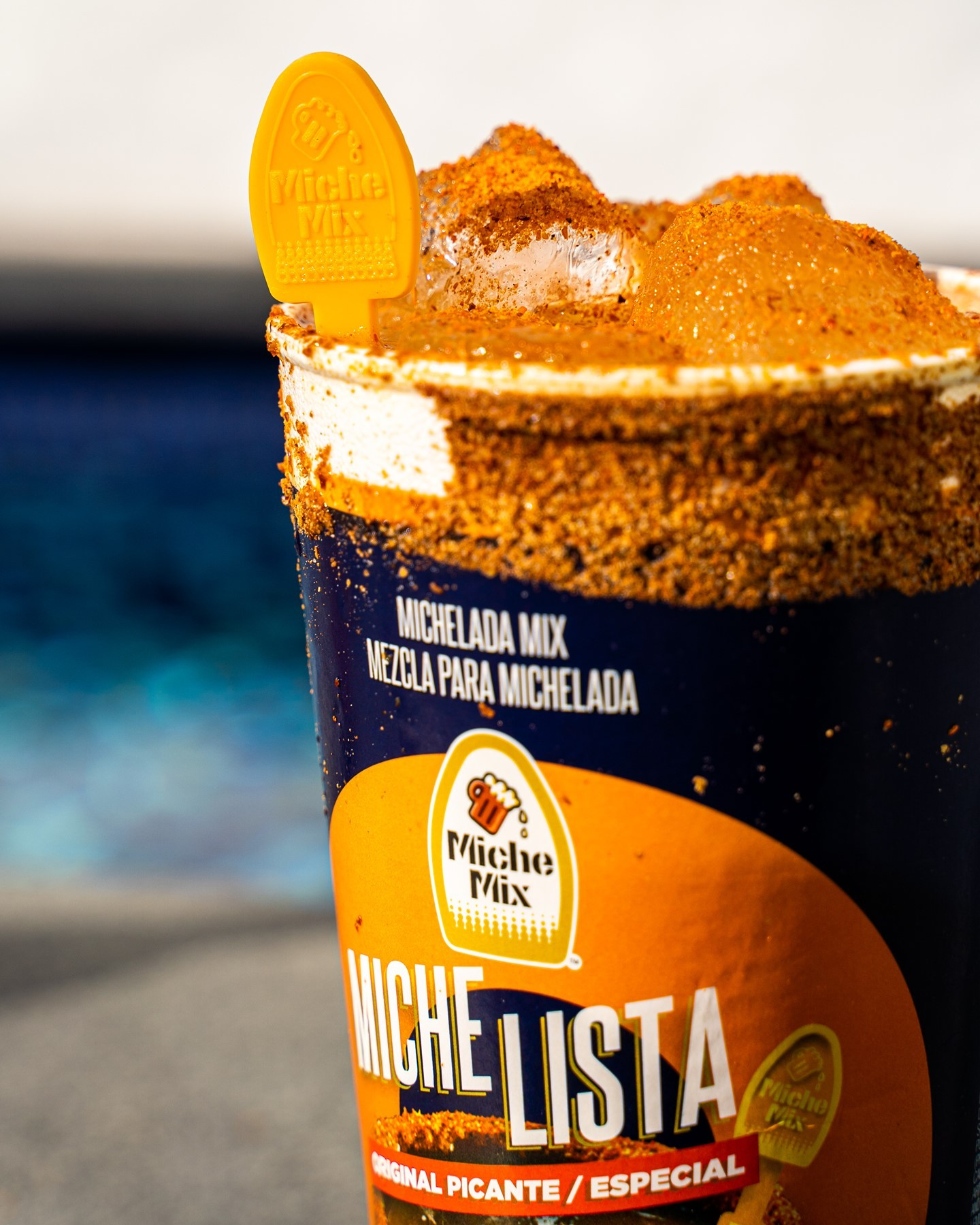 Lets get this Michelista in our system and enjoy our weekend!
