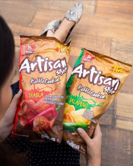 Can't decide? Our suggestion: take both. Crispy, crunchy and full of flavor, your Artisan Style chips will be gone before you know it.
